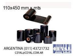110x450 mm x mts