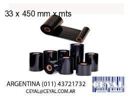 33 x 450 mm x mts