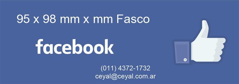 95 x 98 mm x mm Fasco