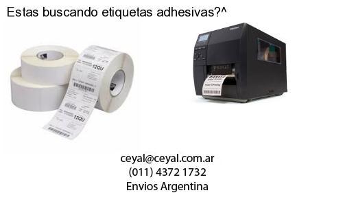 Estas buscando etiquetas adhesivas?^