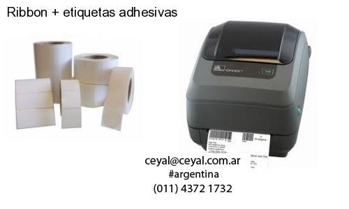 Ribbon   etiquetas adhesivas