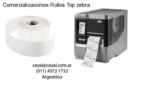 Comercializacomos Rollos Top zebra