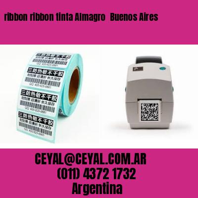 ribbon ribbon tinta Almagro  Buenos Aires