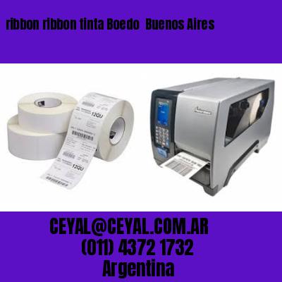 ribbon ribbon tinta Boedo  Buenos Aires