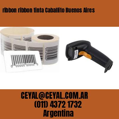 ribbon ribbon tinta Caballito Buenos Aires