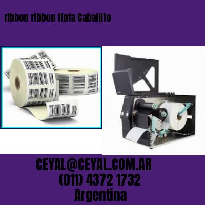 ribbon ribbon tinta Caballito