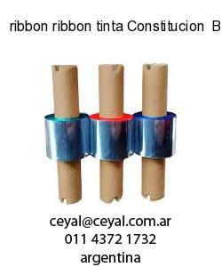 ribbon ribbon tinta Constitucion  Buenos Aires