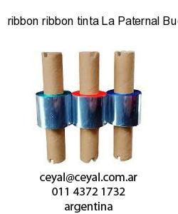 ribbon ribbon tinta La Paternal Buenos Aires
