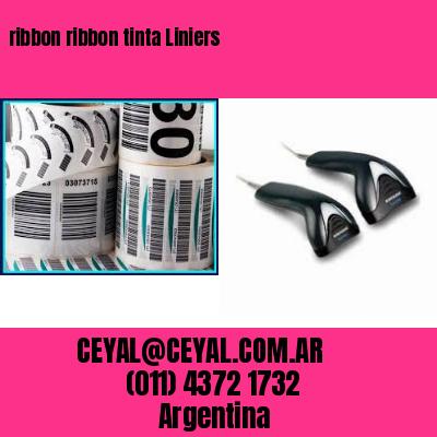 ribbon ribbon tinta Liniers