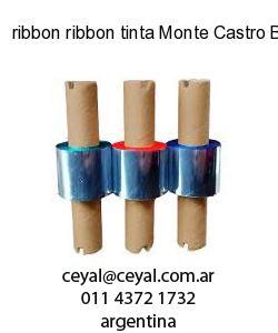 ribbon ribbon tinta Monte Castro Buenos Aires