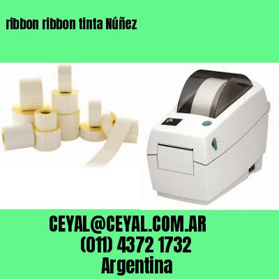 ribbon ribbon tinta Núñez