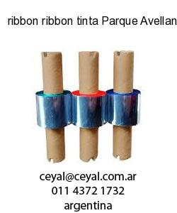 ribbon ribbon tinta Parque Avellaneda