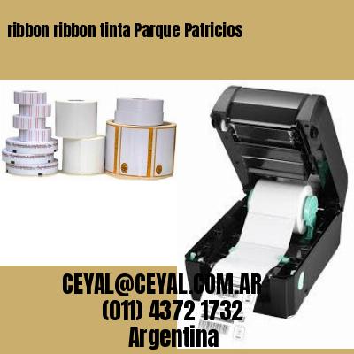 ribbon ribbon tinta Parque Patricios