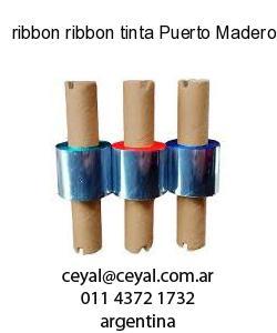 ribbon ribbon tinta Puerto Madero  Buenos Aires
