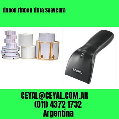 ribbon ribbon tinta Saavedra