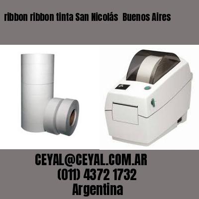 ribbon ribbon tinta San Nicolás  Buenos Aires