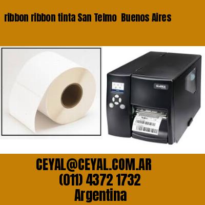 ribbon ribbon tinta San Telmo  Buenos Aires