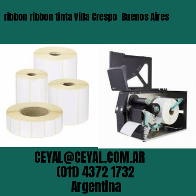 ribbon ribbon tinta Villa Crespo  Buenos Aires