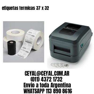 etiquetas termicas 37 x 32