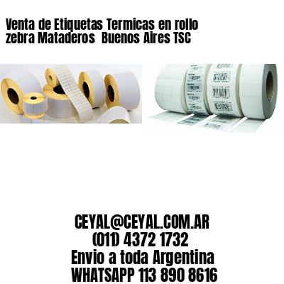 Venta de Etiquetas Termicas en rollo zebra Mataderos  Buenos Aires TSC