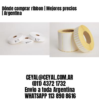 Dónde comprar ribbon   Mejores precios   Argentina