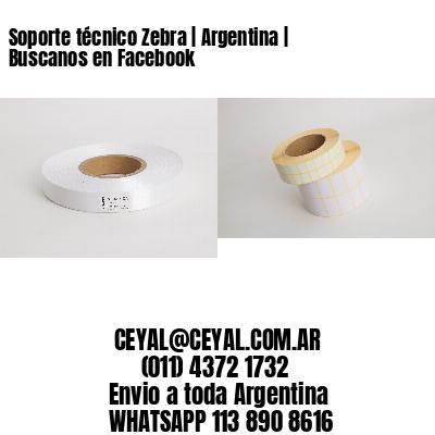 Soporte técnico Zebra | Argentina | Buscanos en Facebook