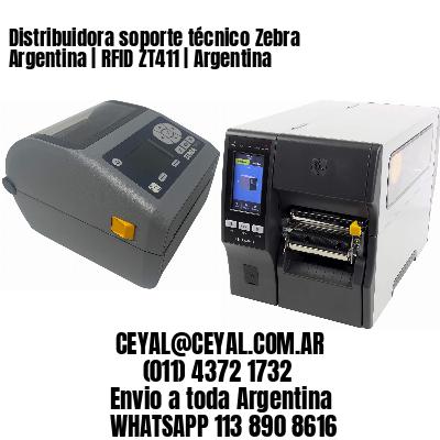 Distribuidora soporte técnico Zebra Argentina | RFID ZT411 | Argentina