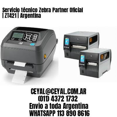 Servicio técnico Zebra Partner Oficial | ZT421 | Argentina