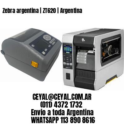 Zebra argentina | ZT620 | Argentina